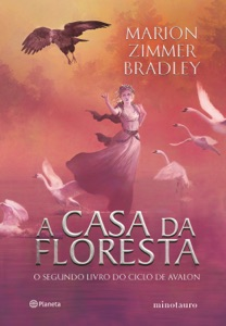 A casa da floresta Book Cover