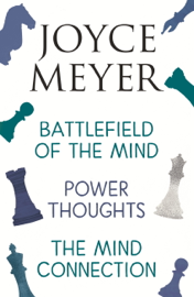 Joyce Meyer: Battlefield of the Mind, Power Thoughts, Mind Connection