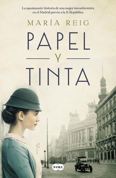 Papel y tinta by María Reig