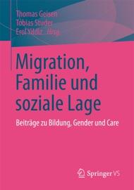 Migration Familie Und Soziale Lage
