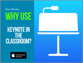 Why use Keynote in the Classroom? book