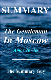 The Gentleman in Moscow book