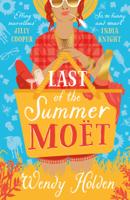 Wendy Holden - Last of the Summer Moët artwork