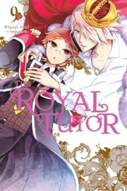 The Royal Tutor, Vol. 9 book
