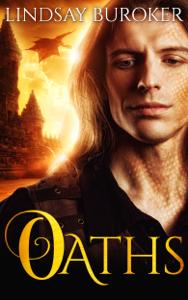 Oaths (Dragon Blood, Book 8) E-book