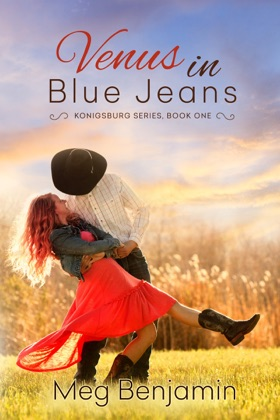 Venus in Blue Jeans book cover