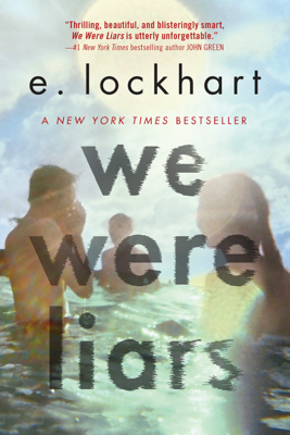 E. Lockhart - We Were Liars book
