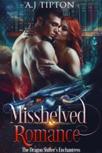 Misshelved Romance: The Dragon Shifter's Enchantress
