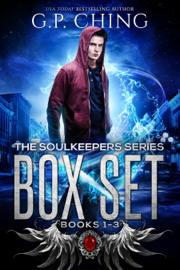The Soulkeepers Series, Part One (Books 1-3) book