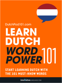 Learn Dutch - Word Power 101