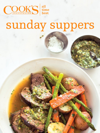 All Time Best Sunday Suppers book
