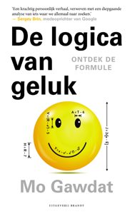 De logica van geluk Boekomslag
