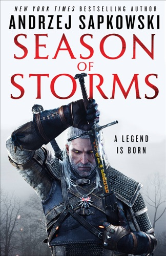 Andrzej Sapkowski & David A French - Season of Storms