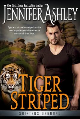 Tiger Striped - Jennifer Ashley book