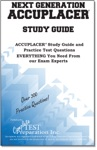 Next Generation ACCUPLACER Study Guide