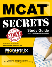 MCAT Secrets Study Guide book