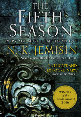 The Fifth Season - N. K. Jemisin book