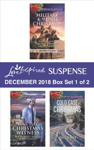 Margaret Daley & Jessica R. Patch - Harlequin Love Inspired Suspense December 2018 - Box Set 1 of 2