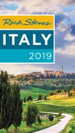 Rick Steves Italy 2019 book