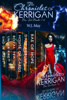 W.J. May - The Chronicles of Kerrigan Box Set Books # 1 - 6  artwork