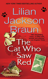 The Cat Who Saw Red book