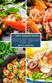 27 Tasty Seafood Recipes - part 1