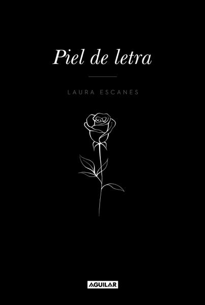 Piel de letra por Laura Escanes