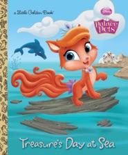 Treasures Day At Sea Disney Princess Palace Pets
