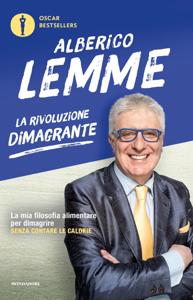 La rivoluzione dimagrante Libro Cover