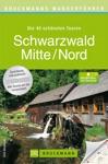 Bruckmanns Wanderfhrer Schwarzwald Mitte Nord - Die Schnsten Touren Zum Wandern