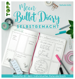 Mein Bullet Diary selbstgemacht. So wird dein Kalender zum Kreativbuch book
