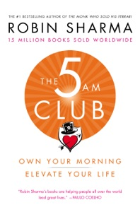 The 5 AM Club Book Cover