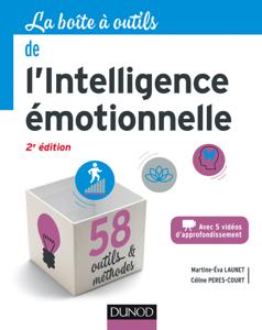 La boîte à outils de l'intelligence émotionnelle - 2e éd. La couverture du livre martien