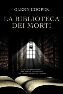 La biblioteca dei morti Libro Cover