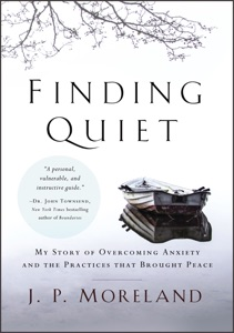 Finding Quiet Book Cover