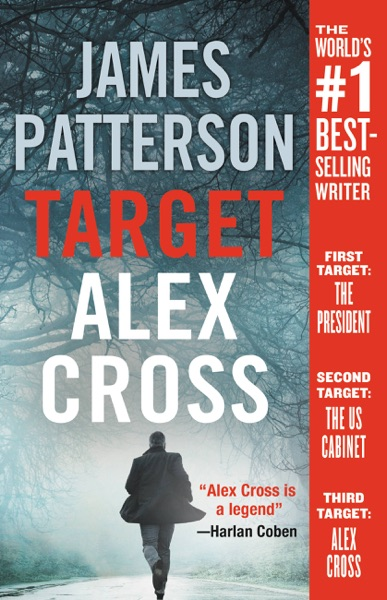 Target: Alex Cross - James Patterson book cover