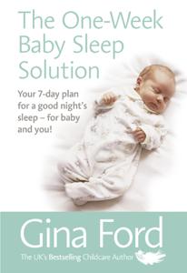 The One-Week Baby Sleep Solution Boekomslag