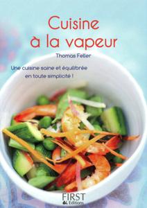 Cuisine à la vapeur La couverture du livre martien