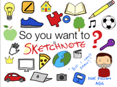 So you want to sketchnote?