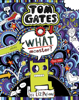 Liz Pichon - Tom Gates 15: What Monster? artwork