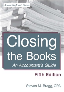 Closing the Books: Fifth Edition