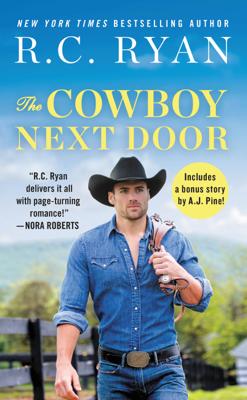 R.C. Ryan - The Cowboy Next Door book