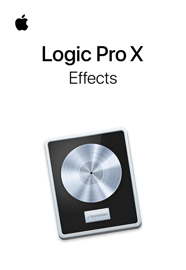 Logic Pro X Effects book