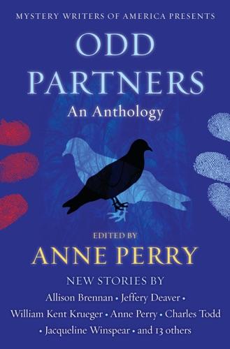 Mystery Writers of America, Anne Perry, Allison Brennan, Jeffery Deaver & William Kent Krueger - Odd Partners