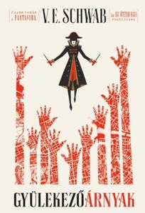 Gyülekező árnyak Book Cover