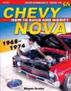 Chevy Nova 1968-1974 How To Build And Modify