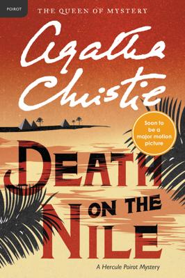 Death on the Nile - Agatha Christie book