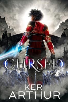 Cursed - Keri Arthur book