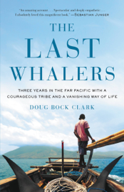 The Last Whalers book