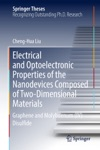 Electrical And Optoelectronic Properties Of The Nanodevices Composed Of Two-Dimensional Materials